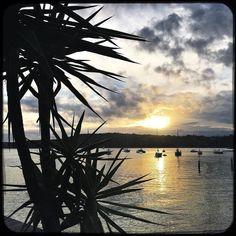 Enjoying a sunset. #sunset #attheoffice #soultravels #outdoorgirl #adventuregirl #mindful #sydneyandthesea #lovemanly