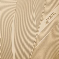 Kosha is a Swiss brand, founded by Claudio D'Amore, which makes very beautiful accessories in metal with gravures worked very precisely. Red Gold, Plate, Collection, Detail, Design, Art, Art Background, Dishes, Plates