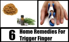 In simple terms, 'trigger finger' is a situation where finger gradually becomes bent and gets locked thereby restricting its movement. This can happen to any of