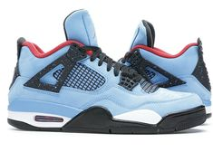 9632daa7 Air Jordan Retro 4 IV Travis Scott Cactus Jack Brand New in Box Size  statement sneakers