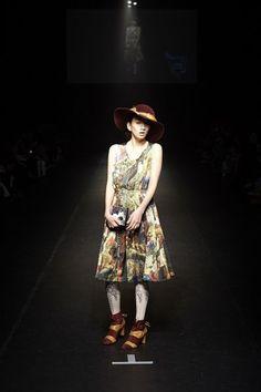 【バンタンデザイン研究所】アジアから世界へ「Asia Fashion Collection」渋谷ヒカリエでパルコと共同開催!
