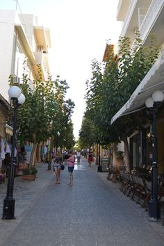 Agios Nikolaos Greek Beauty, Greek Islands, Greece, Wanderlust, Street View, Outdoors, Spaces, Holiday, Greek Isles