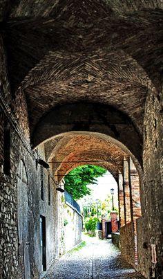 CASTELL'ARQUATO (Emilia-Romagna) - Italy  - by Guido Tosatto Piacenza