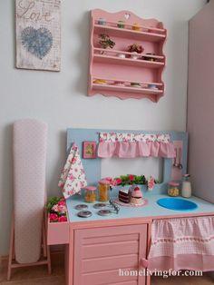 Home living for: Cozinha infantil