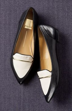 Dolce Vita 'Giya' Flat... obsessed -- must have these for Fall!!