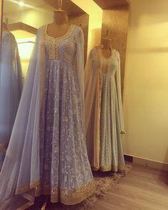 Favourites this festive season Desi Wedding Dresses, Pakistani Wedding Outfits, Pakistani Bridal Dresses, Simple Gown Design, Fancy Dress Design, Indian Attire, Indian Outfits, Anarkali Dress, Lehenga