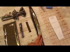 Messy Hair Bow Tutorial by Audrinas Inspirations Boutique - YouTube