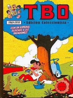 TBO 1969-1970 (Con un especial dedicado a las vacaciones).    Contenido:  TBO Extraordinario de Vacaciones.  TBO Extroordinario dedicado al Turismo.  TBO Extraordinario dedicado al maravilloso mundo de los Museos.  Almanaque Humorístico de TBO 1970.