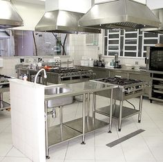 Commercial Kitchen Design Chicago