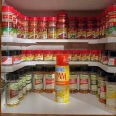 Shop Now: Spice Rack and Stackable Shelf is available in my store ✨ http://myhomehacks.tk/products/spice-rack-and-stackable-shelf?utm_campaign=crowdfire&utm_content=crowdfire&utm_medium=social&utm_source=pinterest