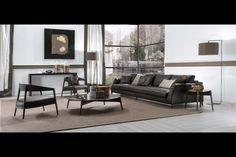 #DavisClass sofa by #FrigerioSalotti #furniture #sofa #homedecor #design see more at albertopavanello.co.uk