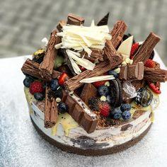 Morning People, Toblerone, Mini Cheesecakes, Tiramisu, Oreo, Baking Recipes, Wedding Cakes, Chocolate, Ethnic Recipes