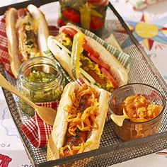New York-Style Hot Dogs Recipe on Yummly