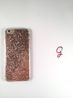This case is a Back cover, made out of Real glitter and hard perspex, it is handmade by myself using Resin and glitter. They are super shiny,