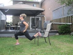 Backyard Madness Workout! @fit_in_heels #fitfluential More Backyard Mad Fit In Heels: Backyard Madness Workout!