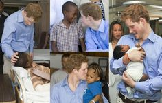 Prince Harry in Barbados