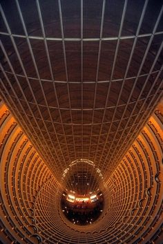Shanghai Grand Hyatt hotel