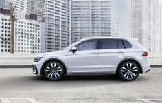 2017 Volkswagen Tiguan: This Is It