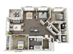 Image shared by Silver. Find images and videos about home, interior and apartment on We Heart It - the app to get lost in what you love. Sims 4 House Plans, House Layout Plans, Small House Plans, House Layouts, House Floor Plans, Home Building Design, Home Design Plans, Building A House, Sims 4 House Design
