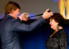 Dutch Royal Family attended Erasmus 2017 Prize ceremony