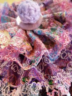 Jill Flower - Textile Artist