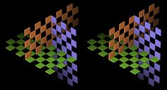 3d stereo pairs