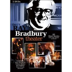 The Ray Bradbury Theater: The Complete Series DVD ~