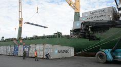 Más de dos mil 920 toneladas de productos arribaron a Puerto Cabello - globovision.com