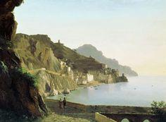 Щедрин Сильвестр, Капри, 1826