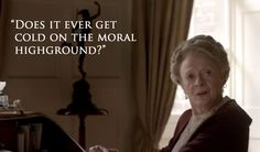 RadioTimes | Downton Abbey season 6, episode 1 | Violet to Isobel