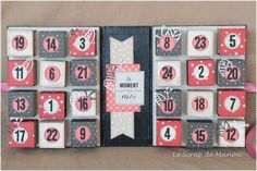 Matchbox Advent Calendar This Advent calendar starts as a miniature chest of 24 drawers. As its drawers are removed and reversed, a little gift is revealed. Once you have the matchboxes made you can add some for decoration! Simple Gifts, Easy Gifts, Diy Elegant Nails, Long Distance Gifts, Birthday Gifts For Sister, Theme Noel, Birthday Crafts, Holiday Gift Guide, Diy Christmas Gifts