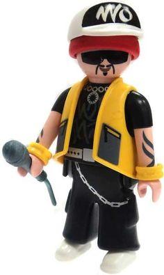 Playmobil Figures Boy Series 4