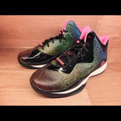 san francisco dbb1c ce2cb adidas Shoes   Adidas D Rose 773 Iii Black Neon Pink Black   Color   Black Pink   Size  7.5