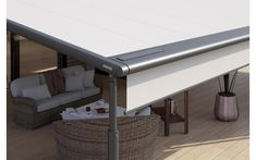 markilux pergola: enjoy life outdoors at any time Terrace Roof, Dream Home Design, House Design, Lakeside Restaurant, Private Room, Pergola Designs, Small Patio, Outdoor Projects, Outdoor Furniture