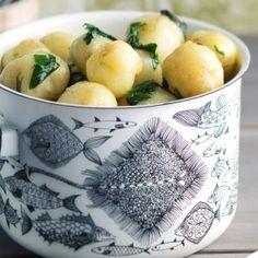 Kesäperunat - Summer potatoes