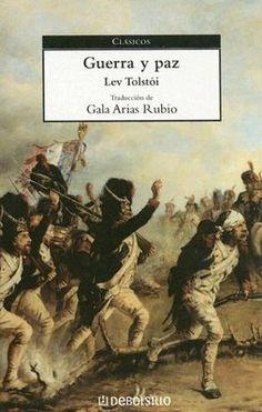 Guerra y Paz es una de las más grandes novelas de todos los tiempos. Un clásico rotundo e indiscutible. Tolstói probablemente sea el único gigante capaz