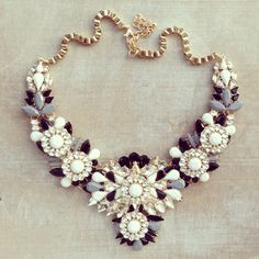 Fashion Paradise Statement Necklace