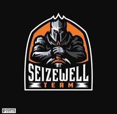 Logo Inspiration, Sports Team Logos, Game Logo Design, Branding, Cool Logo, Badge, Batman, Esports, Superhero