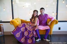 Those outfits! shaadishop.co PC: Braja Mandala Wedding Photography