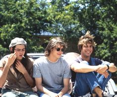 """Hey man, you got any weed?"" ""Nah, man..."" ""It'd be cooler if you did."" Dazed and Confused"