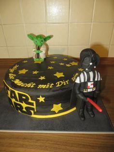 Starwars-Torte