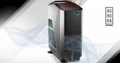 """Alienware Aurora"" PC Dekstop Untuk Pengguna Teknologi Virtual Reality - http://kangtekno.com/alienware-aurora-pc-dekstop-untuk-pengguna-teknologi-virtual-reality/"