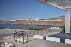 "Project: Hotel ""Akrotiri Private Residence"" Location: Akrotiri, Santorini, Greece Designed By: a+ architects, Ioannis_Zacharakis Photographer: Vice Versa www.viceversa.gr Project Collaborations: Theodora_Papadopoulou  www.a-plusarchitects.com"