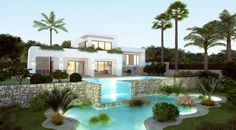 Absolutely Stunning New Build Properties Available From Hola Properties
