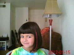 My friend Joan Lenz's granddaughter Natalie