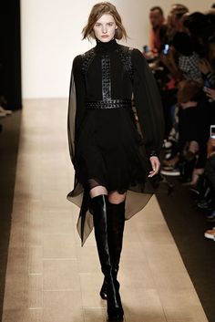 See the complete BCBG Max Azria Fall 2015 Ready-to-Wear collection.