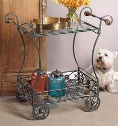 Milan+Tea+Cart