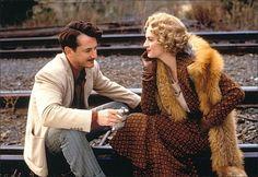 Sean Penn & Uma Thurman in Sweet and lowdown (Woody Allen, Sean Penn, Woody Allen, Tea Leoni, Jonathan Rhys Meyers, Goldie Hawn, Diane Keaton, Uma Thurman, Winona Ryder, Charlize Theron