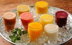 Sucos que ajudam a eliminar gordura
