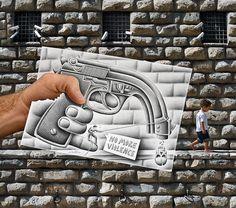 "500px / Photo ""Pencil Vs Camera - 60"" by Ben Heine"